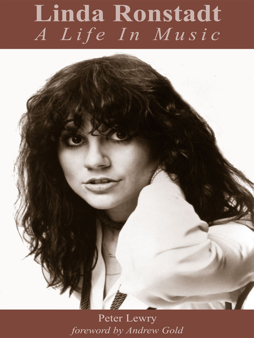 Title details for Linda Ronstadt by Peter Lewry - Available