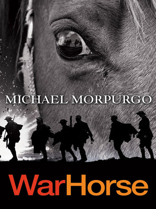 Book cover of War horse