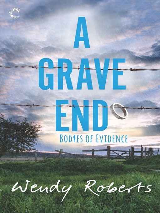A Grave End--A Small Town Paranormal Mystery