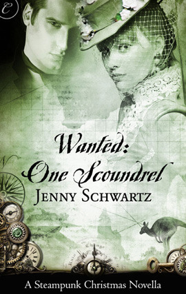 Title details for Wanted: One Scoundrel: A Steampunk Christmas Novella by Jenny Schwartz - Available