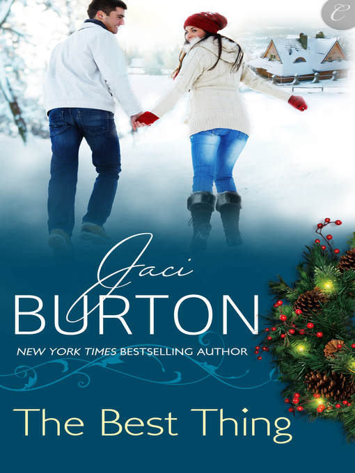Title details for The Best Thing by Jaci Burton - Wait list