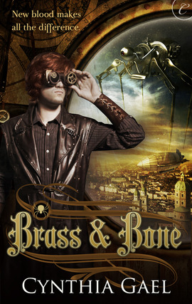 Title details for Brass and Bone by Cynthia Gael - Available
