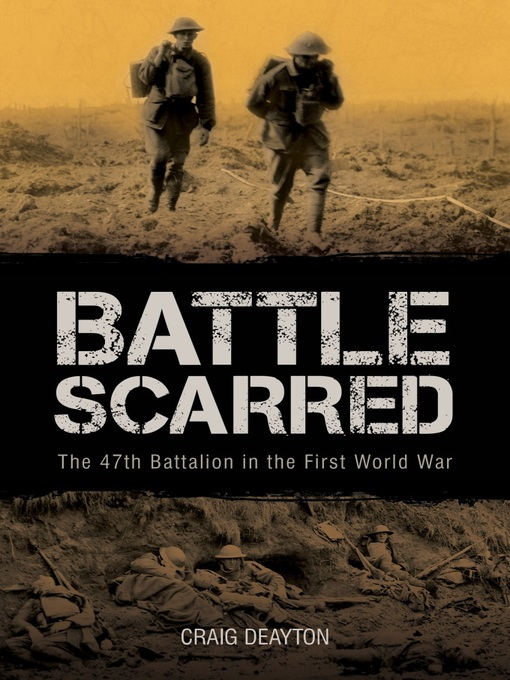 Title details for Battle Scarred by Craig Deayton - Available