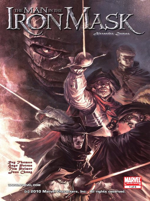 Title details for Marvel Illustrated: The Man in the Iron Mask, Part 1 by Hugo Petrus - Available