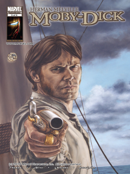 Title details for Marvel Illustrated: Moby Dick, Part 3 by Pascal Alixe - Available