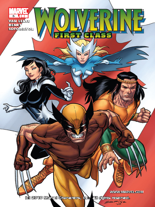 Title details for Wolverine First Class, Issue 5 by Clayton Henry - Available