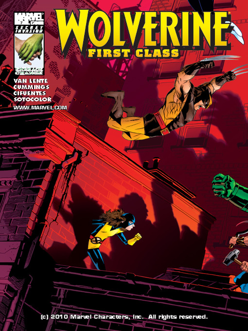 Title details for Wolverine First Class, Issue 7 by Salvador Espin - Wait list