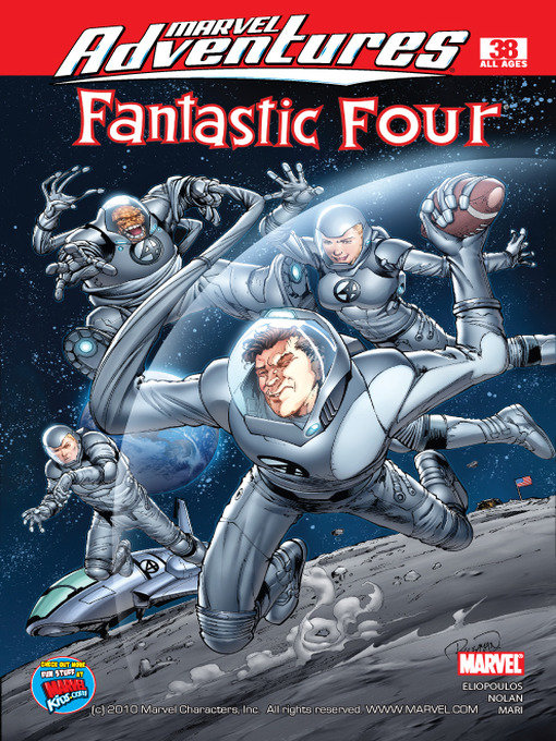 Title details for Marvel Adventures Fantastic Four, Issue 38 by Graham Nolan - Available
