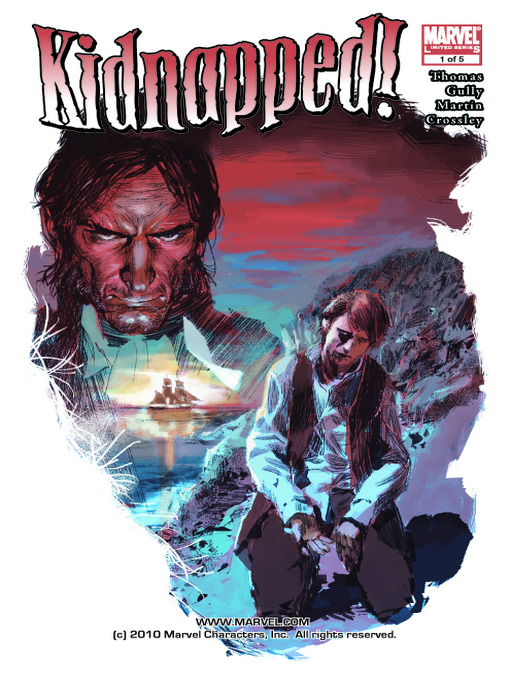 Cover of Kidnapped!, Part 1