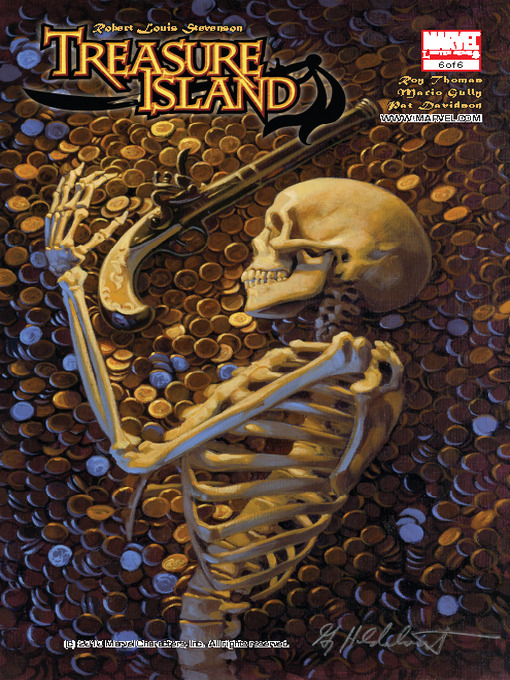 Title details for Marvel Illustrated: Treasure Island, Part 6 by Mario Gully - Available