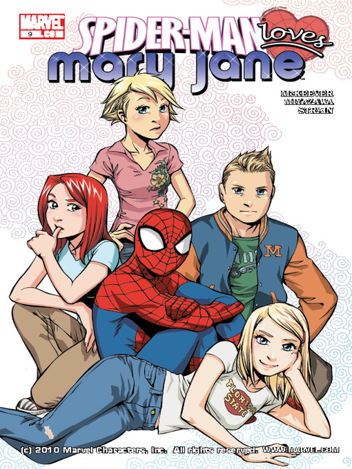Title details for Spider-Man Loves Mary Jane, Issue 9 by Takeshi Miyazawa - Available