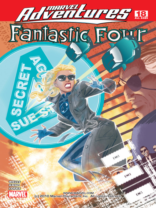 Title details for Marvel Adventures Fantastic Four, Issue 18 by Jose Angel cano Lopez - Available