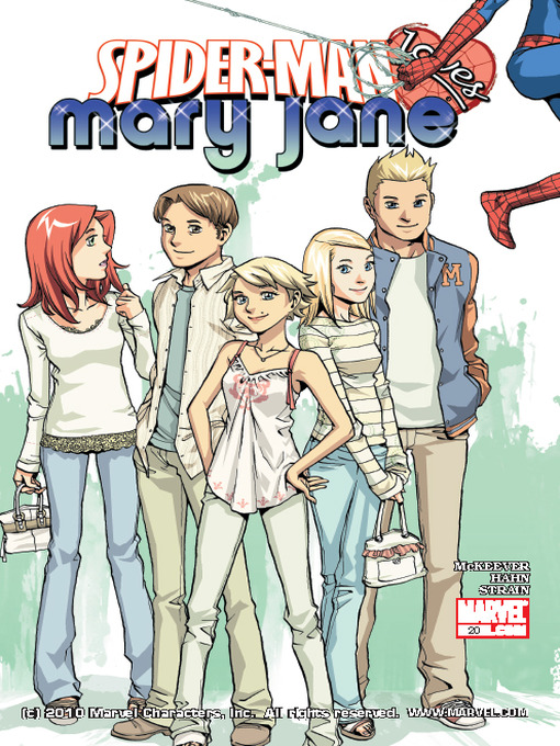 Title details for Spider-Man Loves Mary Jane, Issue 20 by David Hahn - Available