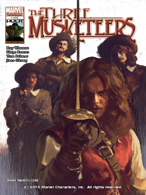 Title details for Marvel Illustrated: The Three Musketeers, Part 1 by Hugo Petrus - Available