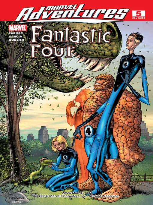 Title details for Marvel Adventures Fantastic Four, Issue 5 by Carlo Pagulayan - Available