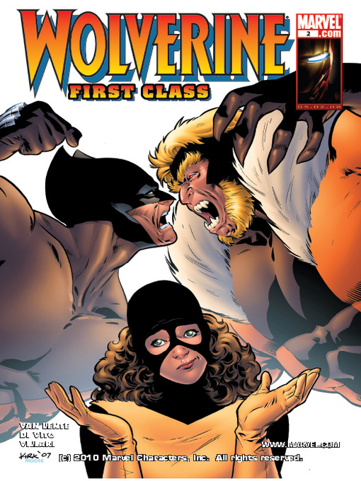 Title details for Wolverine First Class, Issue 2 by Andrea Di Vito - Available