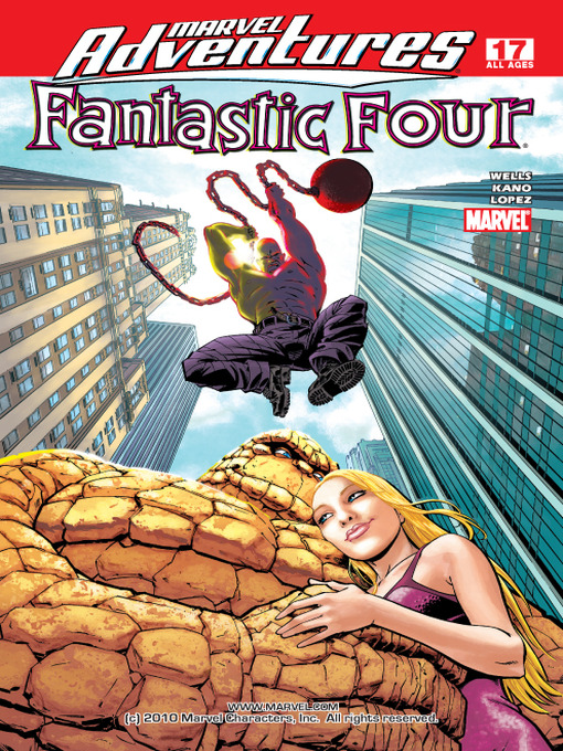 Title details for Marvel Adventures Fantastic Four, Issue 17 by Jose Angel cano Lopez - Available