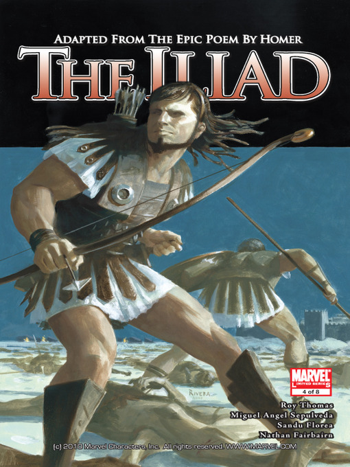 Title details for Marvel Illustrated: The Iliad, Part 4 by Miguel Angel Sepulveda - Available