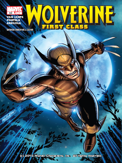 Title details for Wolverine First Class, Issue 10 by Francis Portena - Available