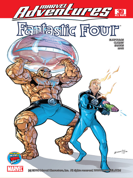 Title details for Marvel Adventures Fantastic Four, Issue 39 by Graham Nolan - Available