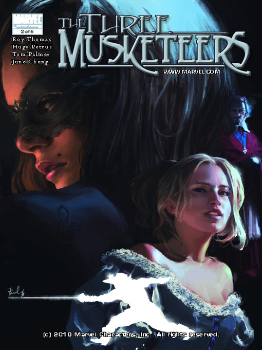 Title details for Marvel Illustrated: The Three Musketeers, Part 2 by Hugo Petrus - Available