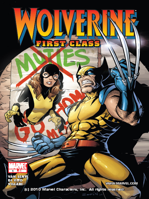 Title details for Wolverine First Class, Issue 1 by Andrea Di Vito - Available