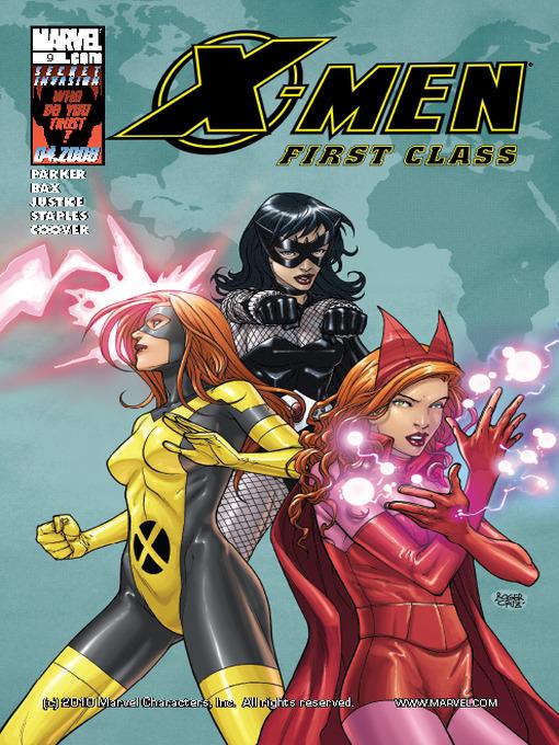 X-Men: First Class, Issue 9