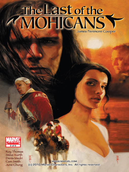Title details for Marvel Illustrated: Last of the Mohicans, Part 2 by Steve Kurth - Available