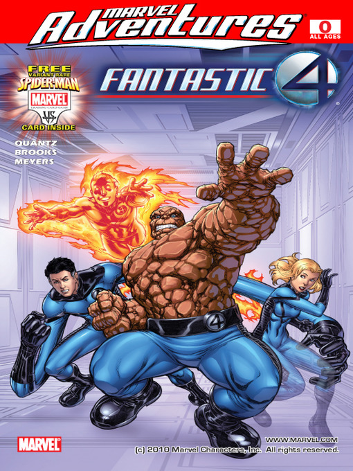 Title details for Marvel Adventures Fantastic Four, Issue 0 by Scott Eaton - Available