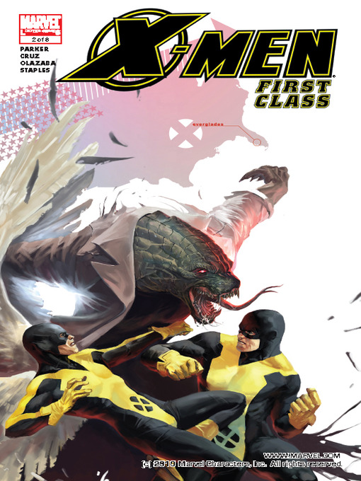 Title details for X-Men: First Class, Issue 2 by Roger Cruz - Wait list