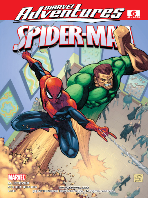 Title details for Marvel Adventures Spider-Man, Issue 6 by Patrick Scherberger - Available