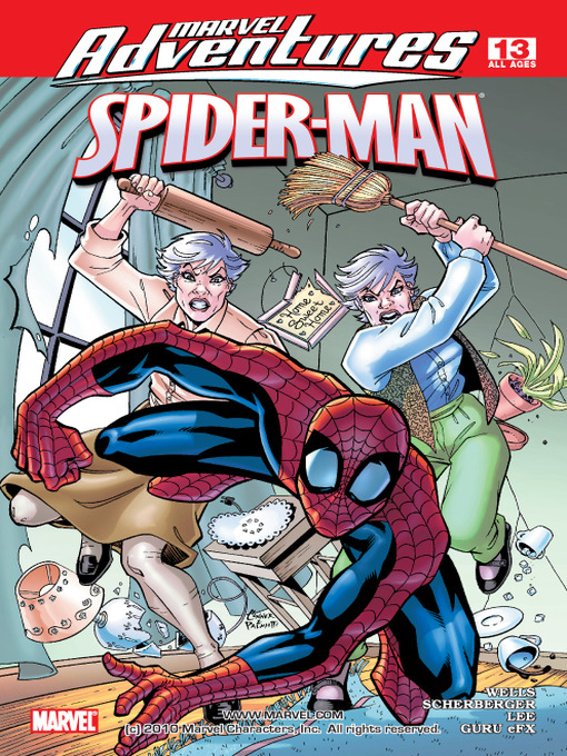 Title details for Marvel Adventures Spider-Man, Issue 13 by Patrick Scherberger - Available