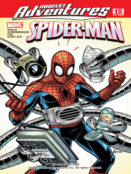 Title details for Marvel Adventures Spider-Man, Issue 15 by Patrick Scherberger - Available