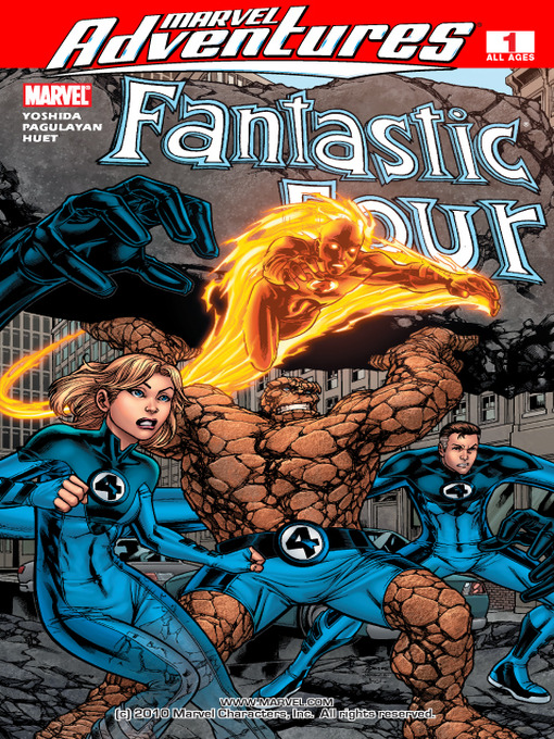 Title details for Marvel Adventures Fantastic Four, Issue 1 by Carlo Pagulayan - Available