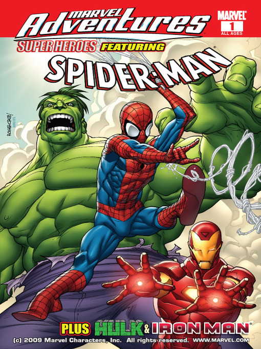 Title details for Marvel Adventures Super Heroes, Issue 1 by Alvin Lee - Wait list
