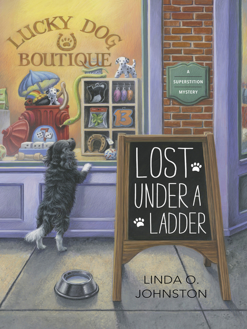 Title details for Lost Under a Ladder by Linda O. Johnston - Available