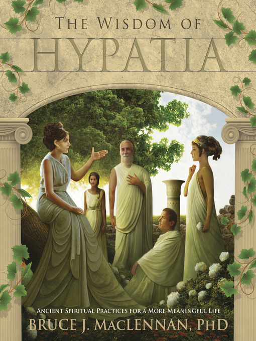 Cover of The Wisdom of Hypatia