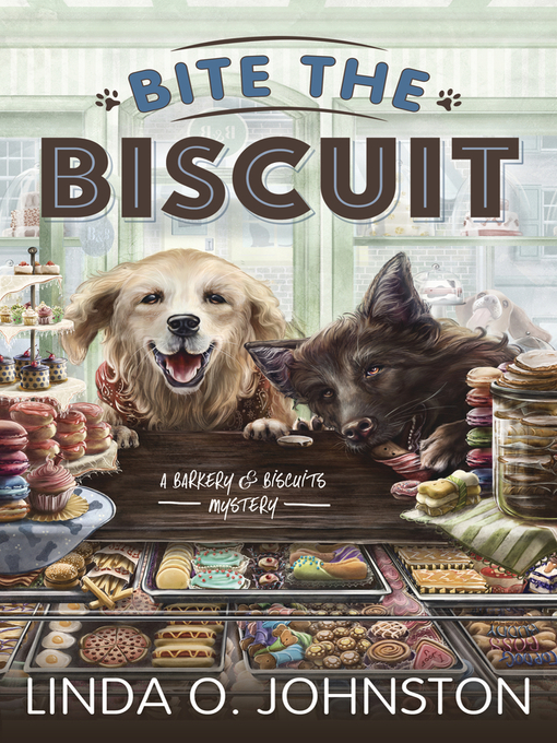 Title details for Bite the Biscuit by Linda O. Johnston - Wait list
