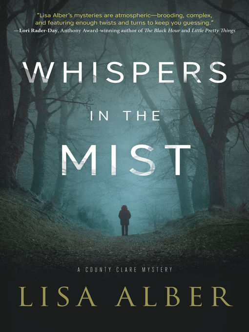 Title details for Whispers in the Mist by Lisa Alber - Wait list