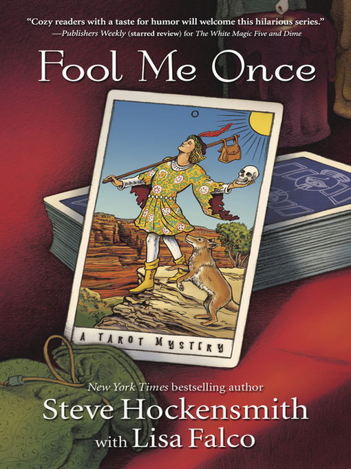 Title details for Fool Me Once by Steve Hockensmith - Available