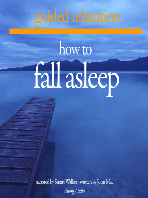 Title details for How to Fall Asleep by John Mac - Available