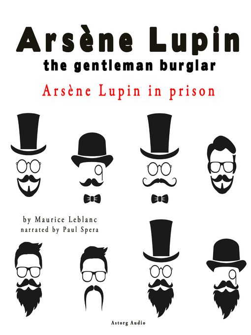 Cover of Arsène Lupin in Prison