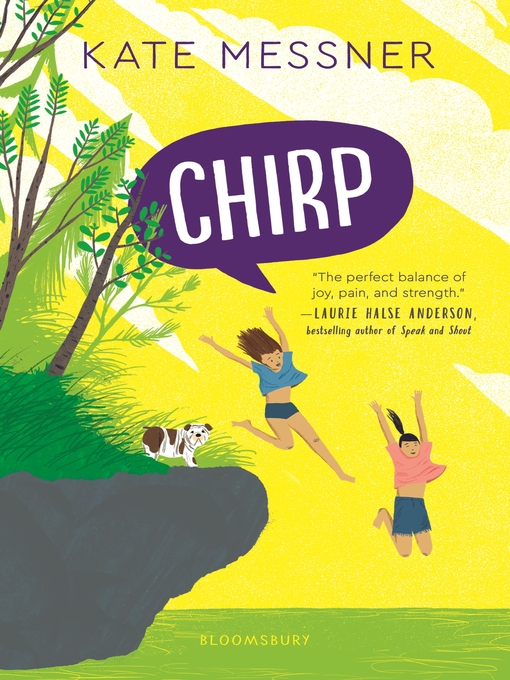 Title details for Chirp by Kate Messner - Available