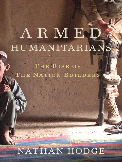 Cover of Armed Humanitarians