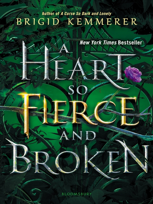 Title details for A Heart So Fierce and Broken by Brigid Kemmerer - Wait list