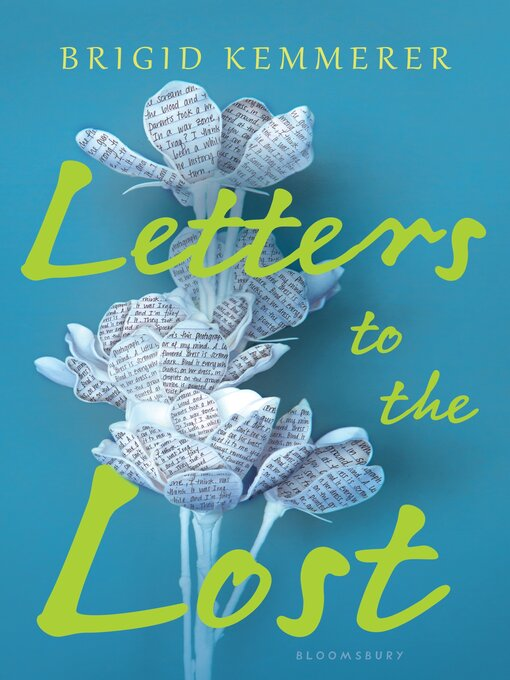 Title details for Letters to the Lost by Brigid Kemmerer - Wait list