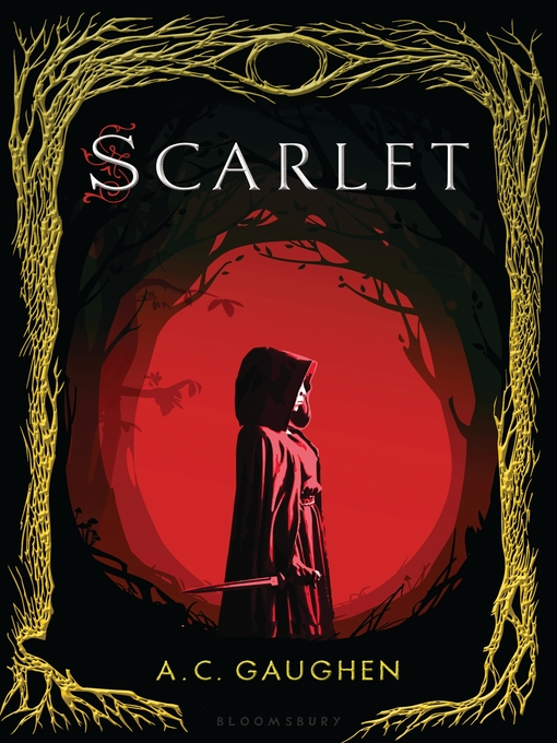 Title details for Scarlet by A. C. Gaughen - Available