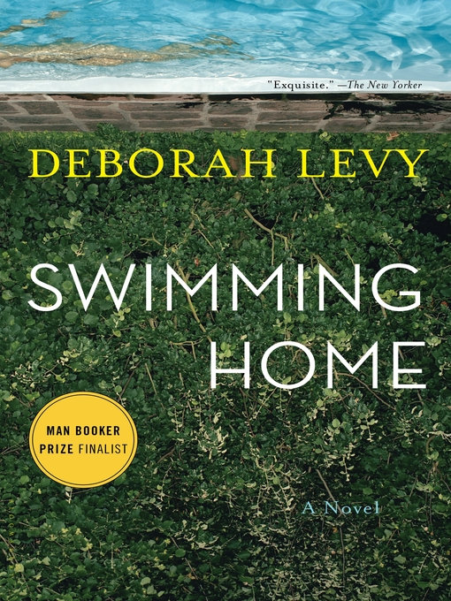 Cover image for Swimming Home