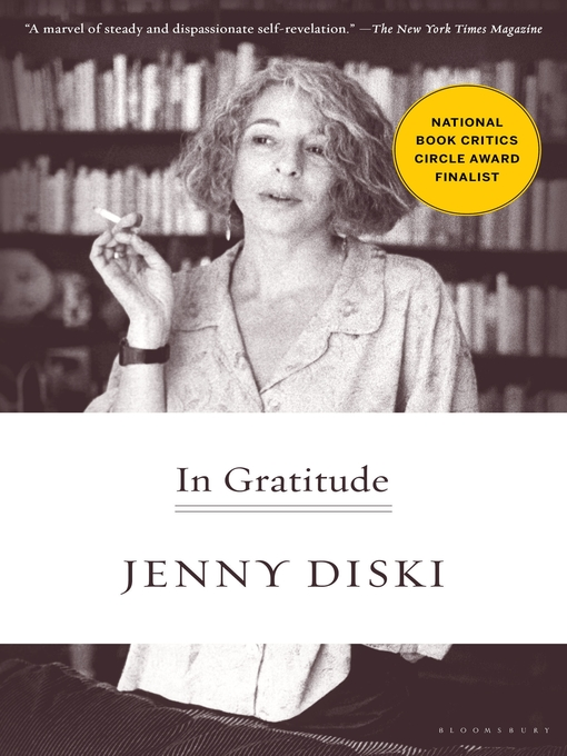 Title details for In Gratitude by Jenny Diski - Available