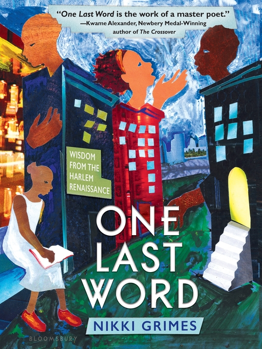 Title details for One Last Word by Nikki Grimes - Available
